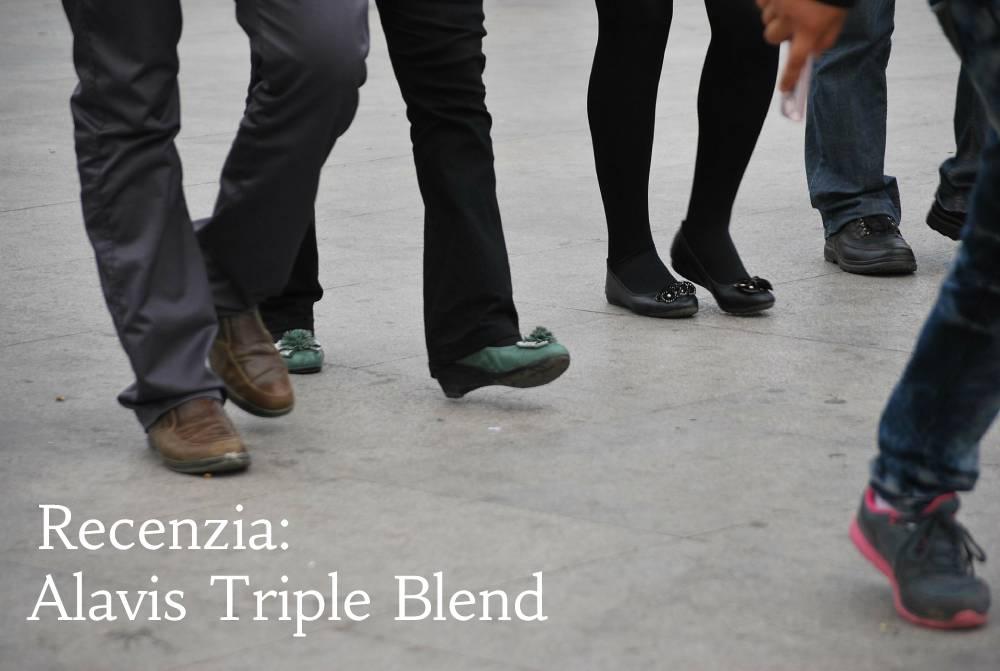 alavis triple blend recenzia